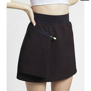 NWT Nike Tech Pack Black Skirt, size S